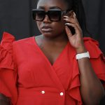 lunettes de soleil femmes la petite touche glamour oversized carrées classqies femmes